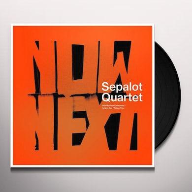 Sepalot Quartet NOWNEXT Vinyl Record