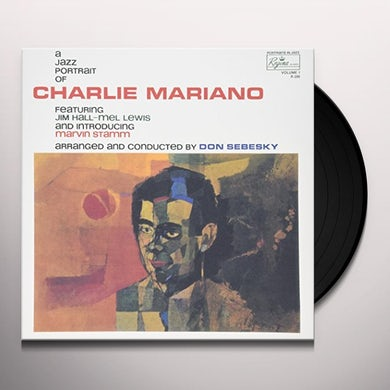 Charlie Mariano JAZZ PORTRAIT OF Vinyl Record