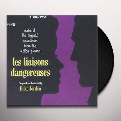 Duke Jordan LES LIAISONS DANGEREUSES Vinyl Record