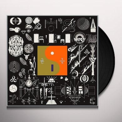 Bon Iver 22. A MILLION Vinyl Record
