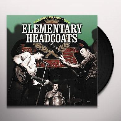 ELEMENTARY HEADCOATS (THE SINGLES 1990 - 1999) Vinyl Record