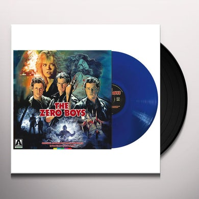 ZERO BOYS / Original Soundtrack Vinyl Record