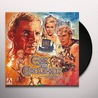 ERIK THE CONQUEROR / ORIGINAL MOTION PICTURE Vinyl Record