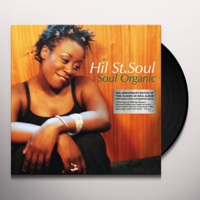 SOUL ORGANIC: 20TH ANNIVERSARY EDITION Vinyl Record