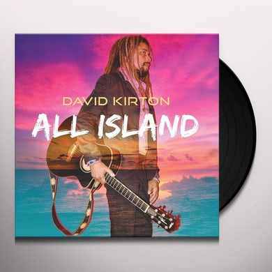 David Kirton ALL ISLAND Vinyl Record