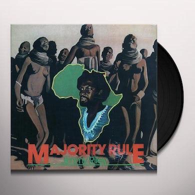 Jimmy Riley MAJORITY RULE Vinyl Record