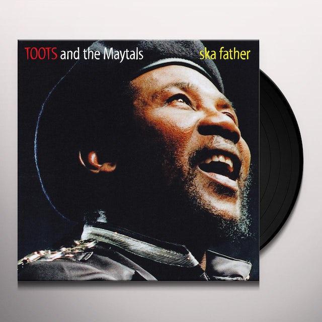 Toots & Maytals SKA FATHER Vinyl Record