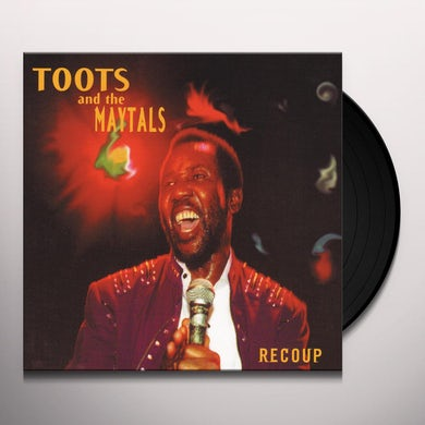 Toots & Maytals RECOUPE Vinyl Record