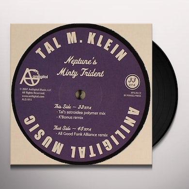 Tal M. Klein NEPTUNE'S MINTY TRIDENT Vinyl Record