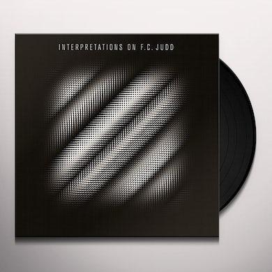 INTERPRETATIONS ON FC. JUDD / VARIOUS Vinyl Record