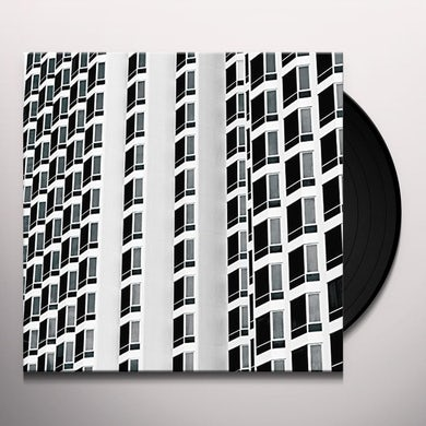 The KVB FIXATION / WHITE WALLS Vinyl Record