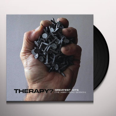 Therapy GREATEST HITS (THE ABBEY ROAD SESSION) Vinyl Record