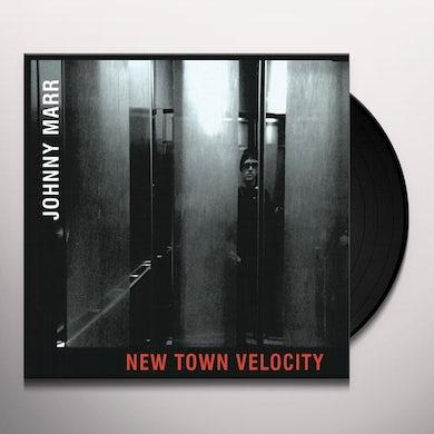 Johnny Marr NEW TOWN VELOCITY Vinyl Record