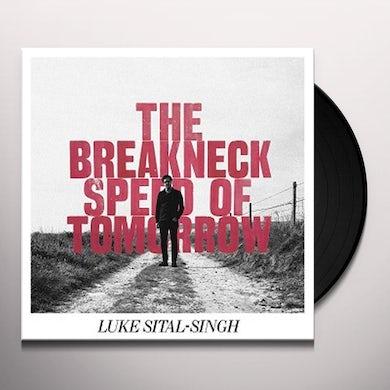 Luke Sital-Singh BREAKNECK SPEED OF TOMORROW Vinyl Record - UK Release