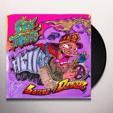 FIRE DEUCE LORDS OF DIESEL Vinyl Record