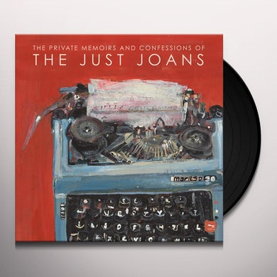 PRIVATE MEMOIRS & CONFESSIONS OF THE JUST JOANS (DL CARD) Vinyl Record