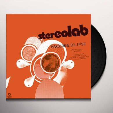 MARGERINE ECLIPSE Vinyl Record