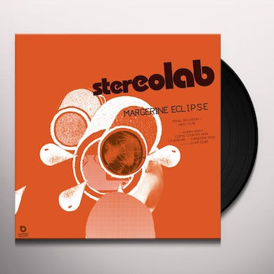Stereolab MARGERINE ECLIPSE Vinyl Record