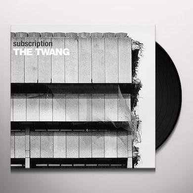 The Twang SUBSCRIPTION Vinyl Record