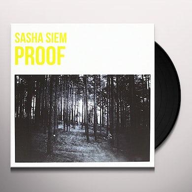 Sasha Siem PROOF Vinyl Record