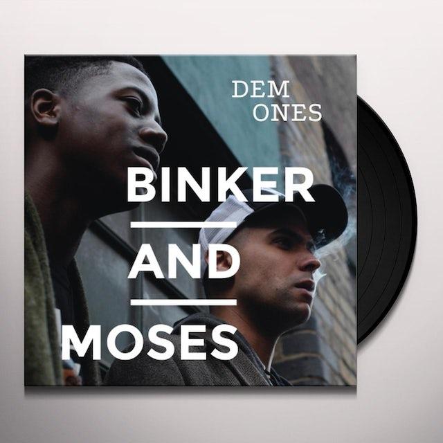 BINKER & MOSES
