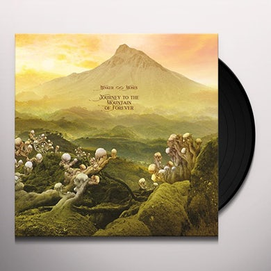 JOURNEY TO THE MOUNTAIN OF FOREVER Vinyl Record
