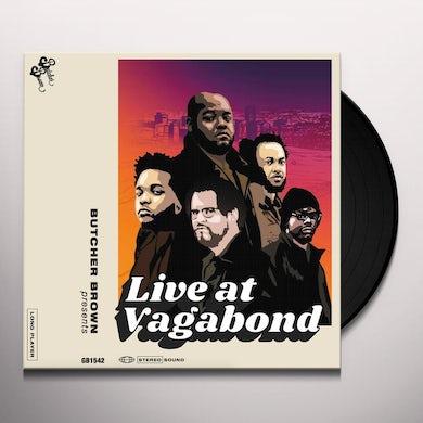 Butcher Brown LIVE AT VAGABOND Vinyl Record