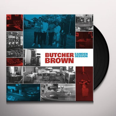 Butcher Brown CAMDEN SESSION Vinyl Record