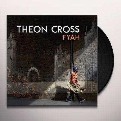 Theon Cross FYAH Vinyl Record