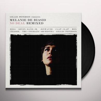 Melanie Debiasio NO DEAL (REMIXED PRESENTED BY GILLES PETERSON) Vinyl Record