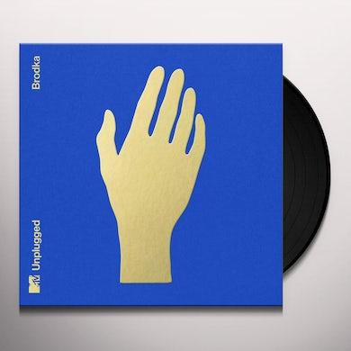 Brodka MTV UNPLUGGED Vinyl Record