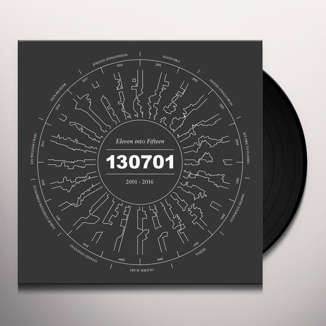 ELEVEN INTO FIFTEEN: 130701 COMPILATION / VARIOUS