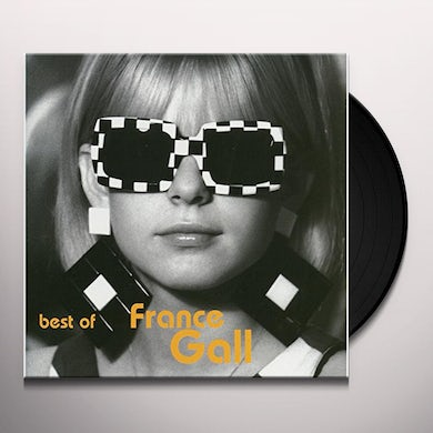 France Gall BEST OF Vinyl Record