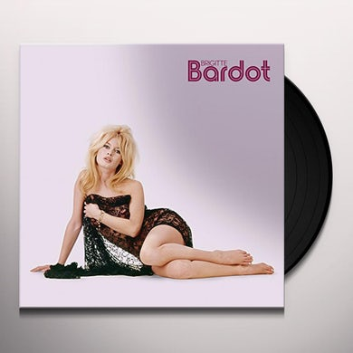 Brigitte Bardot BEST OF Vinyl Record