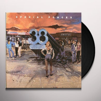 SPECIAL FORCES Vinyl Record