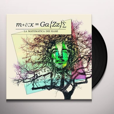 Max Gazze LA MATEMATICA DEI RAMI Vinyl Record