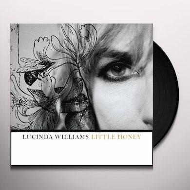 Lucinda Williams LITTLE HONEY Vinyl Record