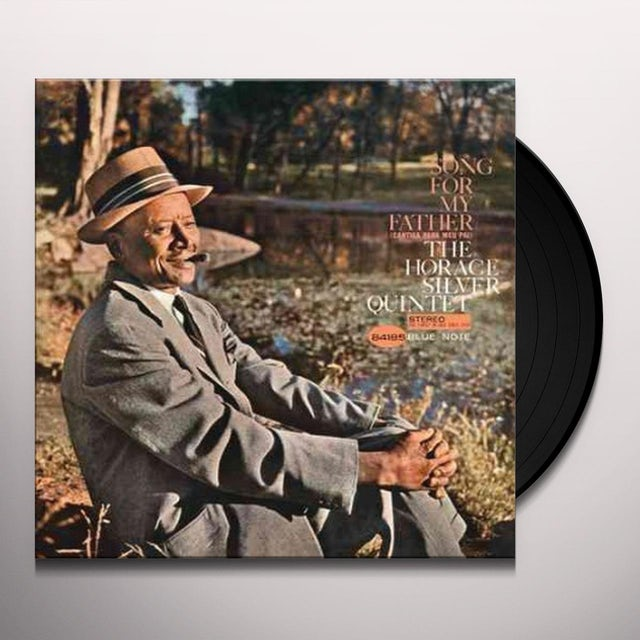 Horace Silver SONG FOR MY FATHER Vinyl Record