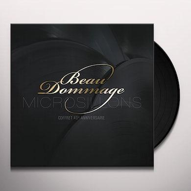 BEAU DOMMAGE COFFRET 40E ANNIVERSAIRE Vinyl Record