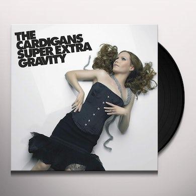 Cardigans SUPER EXTRA GRAVITY Vinyl Record