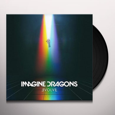 Imagine Dragons Evolve (LP) Vinyl Record