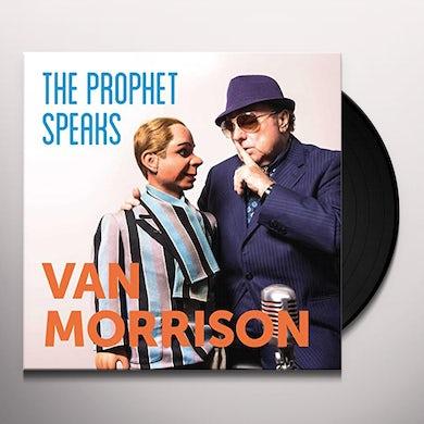 Van Morrison PROPHET SPEAKS Vinyl Record
