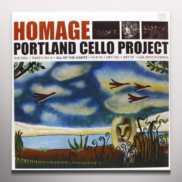 Portland Cello Project HOMAGE Vinyl Record