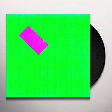 Gil Scott-Heron WE'RE NEW HERE Vinyl Record