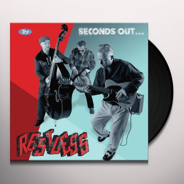 RESTLESS SECONDS OUT Vinyl Record