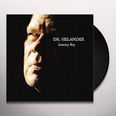 Dr Helander COUNTRY BOY Vinyl Record