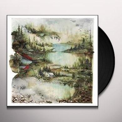 Bon Iver Vinyl Record - UK Release