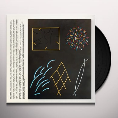 Future Islands CHASE Vinyl Record