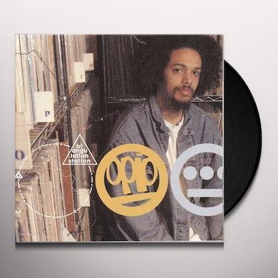 TRIANGULATION STATION Vinyl Record