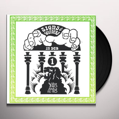 Dub Club SIGNS & WONDERS IN DUB Vinyl Record